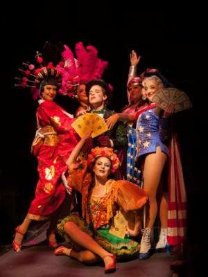 Music Circus - Cabaret- 07252016