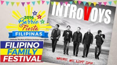 filipino family festival