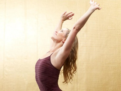 Arden-Dimick Library Yoga Class