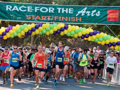 18th Annual Race for the Arts
