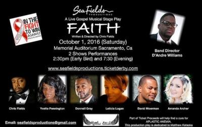 Faith: A Gospel Musical Stage Play
