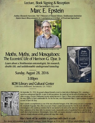 Marc E. Epstein Lecture, Book Signing and Reception