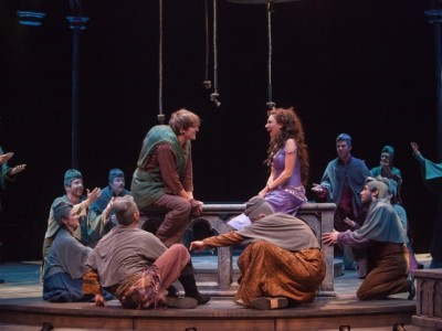 The Hunchback of Notre Dame_ Photo by Kevin Graft
