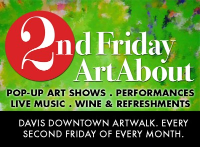 2nd Friday ArtAbout (August)
