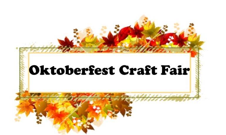Octoberfest craft fair presented by st john the baptist for Christmas classic art craft festival