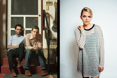 Release The Hounds: An Evening with Julian Lage, Chris Eldridge, and Aoife O'Donovan