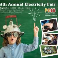 Folsom Powerhouse Electricity Fair