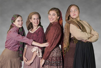 Fiddler On The Roof Presented By Cyt Sacramento