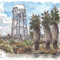 Conversations with the City: Pete Scully, Urban Sketcher
