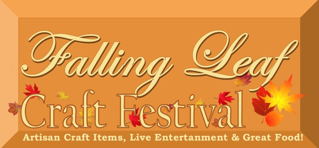Falling leaf crafts festival presented by living smart for Christmas classic art craft festival