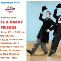 Laurel and Hardy Party