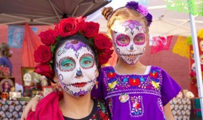 El Panteon de Sacramento: Day of the Dead (Dia de los Muertos)