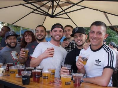 Deschutes Brewery Street Pub Sacramento