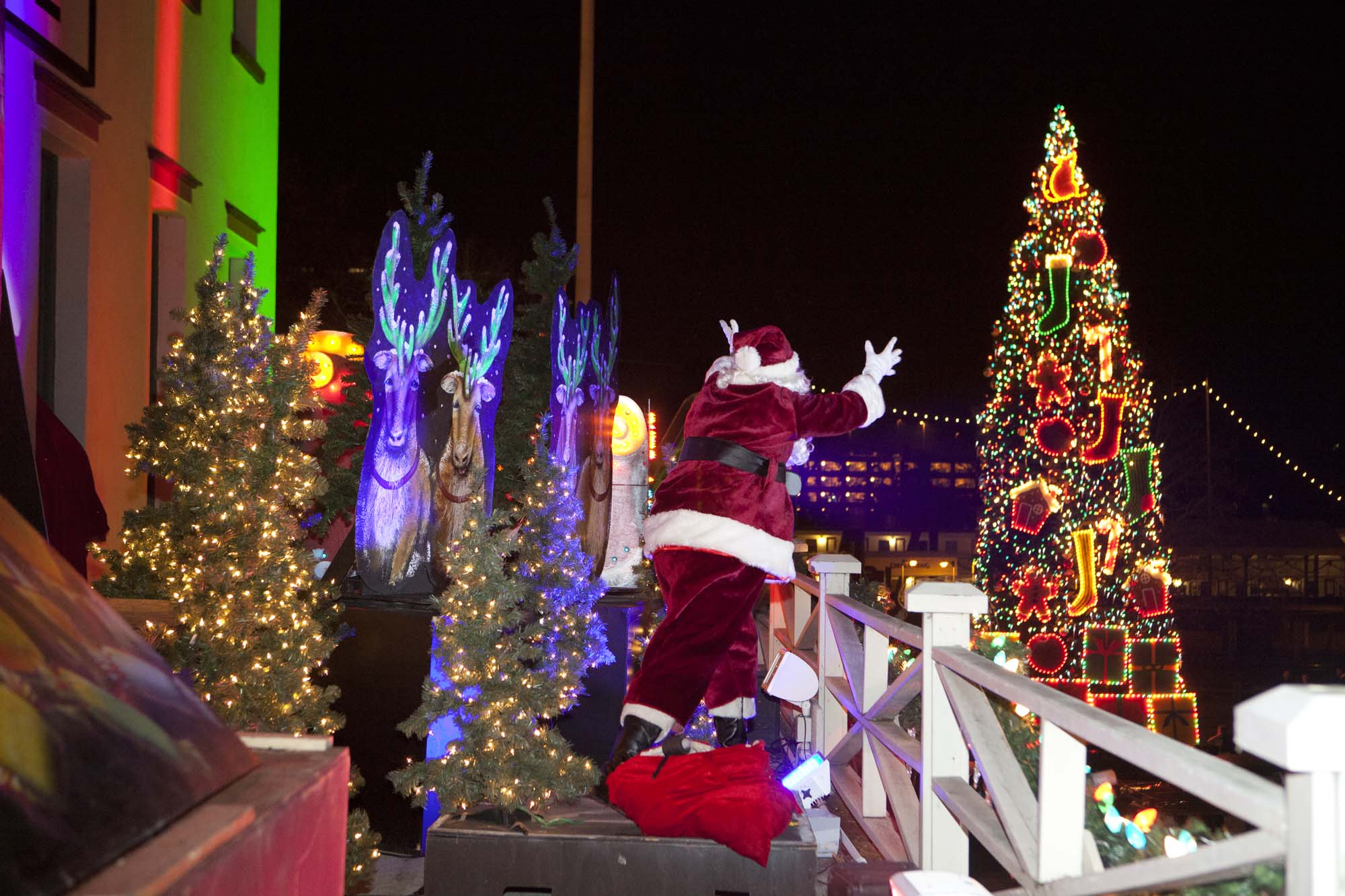Macy's Theatre of Lights presented by Downtown Sacramento ...