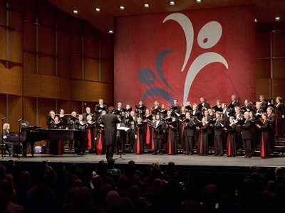 A Master Singers Christmas: Angels We Have Heard On High (St. Francis Church)