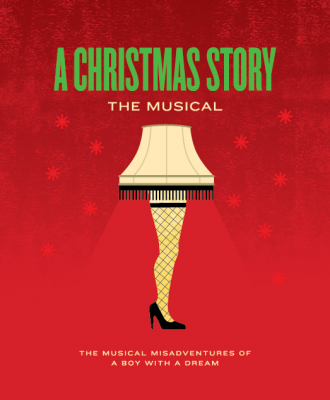 A Christmas Story The Musical.A Christmas Story The Musical Presented By Creative