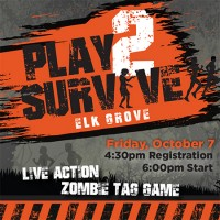 Play2Survive: Zombie Tag
