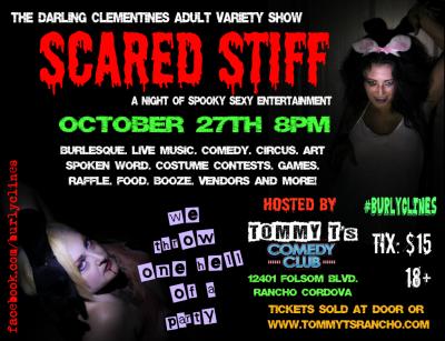Scared Stiff Halloween Massacre