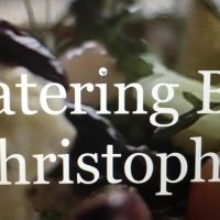 January Guest Chef Dinner: Chef Christophe