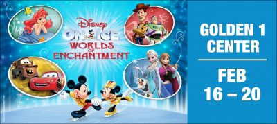 Disney On Ice: Worlds of Enchantment