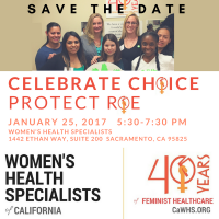 Women's Health Specialists: Celebrate Choice