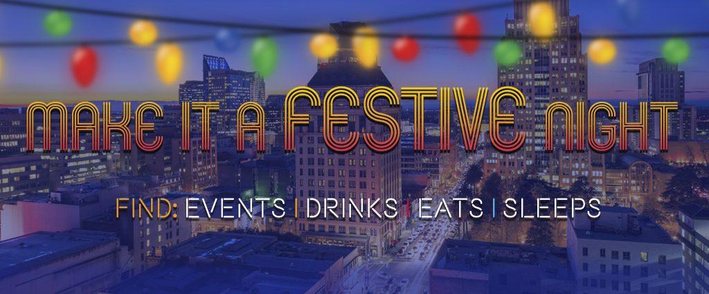 Make it a Festive Night!