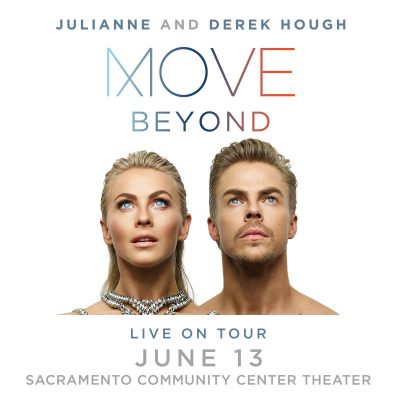 Move Beyond Live on Tour: Julianne and Derek Hough