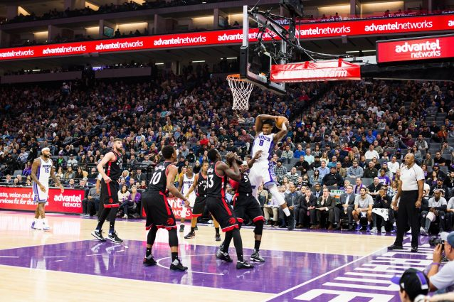 Photo courtesy of the Sacramento Kings