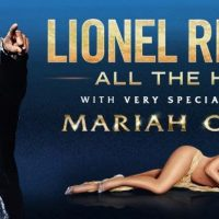 Lionel Richie and Mariah Carey: All The Hits Tour (Rescheduled)