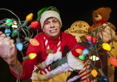 who is the famous essayist behind the santaland diaries The santaland diaries is acerbic and totally just for adults oh, and it's hilarious  the horizon theatre is a professional theater that's been serving up plays to the atlanta community since 1983.