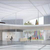 A Site for Convergence and Exchange: Designing the 21st Century Art Museum
