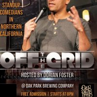 Off the Grid Standup Comedy