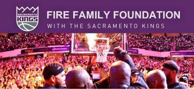 Sacramento Kings vs Oklahoma City Thunder: Fire Family Foundation Night