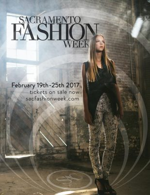 Model Bootcamp 101 (Sacramento Fashion Week 2017)