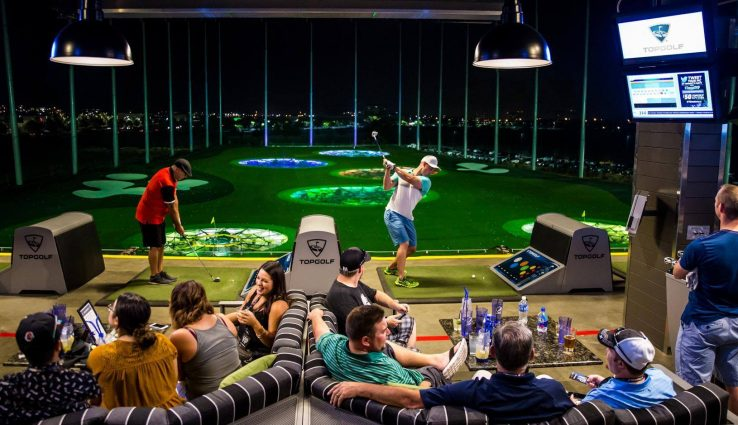 Photo courtesy of Topgolf Roseville