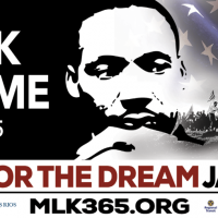 MLK 365 March for the Dream
