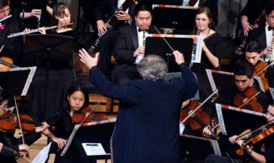 Premier Orchestra Fall Concert