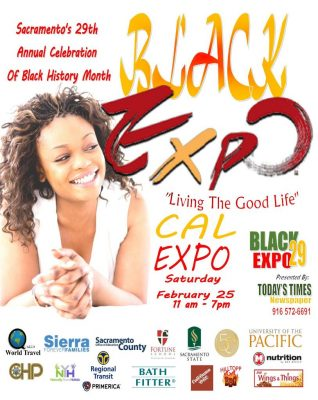 Black Expo: 29th Annual Celebration of Black History Month