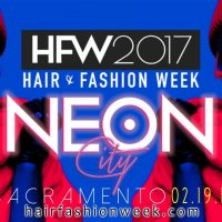 Hair and Fashion Weekend 2017: Neon City