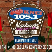 Nashville Brings Love To Your Neighborhood (SOLD OUT)