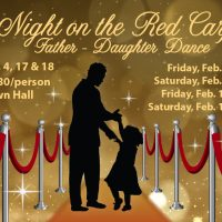 A Night on the Red Carpet: Father Daughter Dance (LIMITED AVAILABILITY)