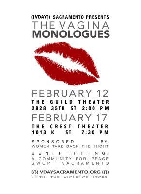 The Vagina Monologues (Crest Theatre)