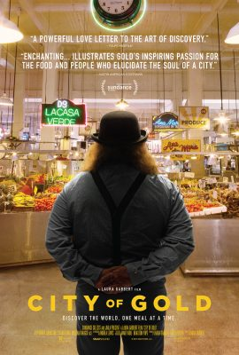 City of Gold (Sacramento Food Film Festival 2017) SOLD OUT