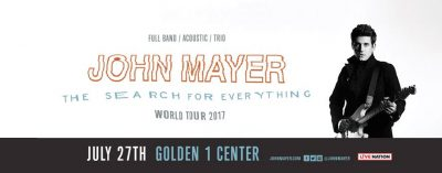 John Mayer: The Search for Everything