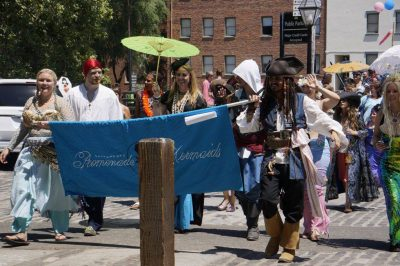 7th Annual Sacramento Promenade of Mermaids