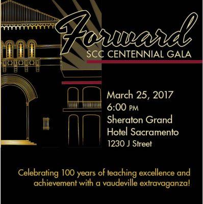 Forward: Sacramento City College Centennial Gala