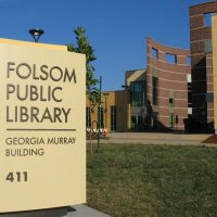 Friends of the Folsom Library Book Sale