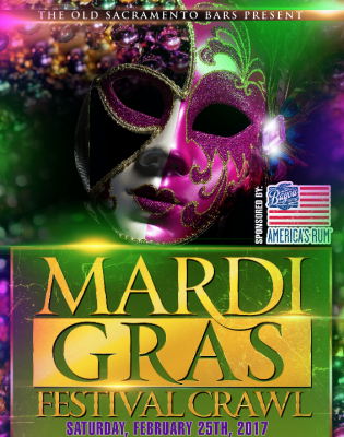 Mardi Gras Festival Crawl