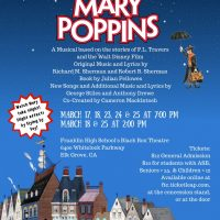 Franklin Theatre Company presents Mary Poppins