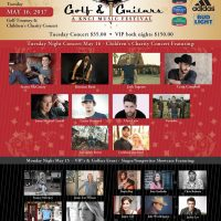 Golf and Guitars Country Music Festival
